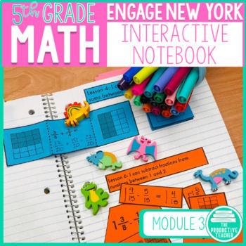 5th Grade Interactive Math Notebook: Engage NY Module 3