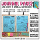 Interactive Math Notebook 5th Grade Measurement & Data and Geometry