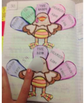 5th Grade Interactive Math Notebook - Decimals (Addition & Subtraction)