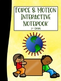 5th Grade Interactive Notebook: Force & Motion