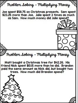 5th Grade Interactive Notebook - Multiplying Decimals