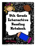 5th Grade Interactive Reading Notebook TEKS Aligned