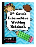 5th Grade Interactive Writing Notebook TEKS Aligned