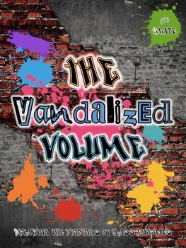 5th Grade Journal: THE VANDALIZED VOLUME