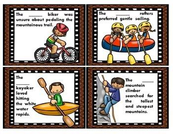 5th Grade Language Arts Skills Bundle