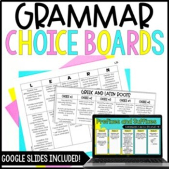 5th Grade Language Centers {Bundle}