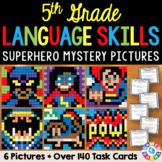5th Grade Language Centers: 5th Grade Grammar Activities