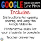 5th Grade Line Plots with Fractions {5.MD.2} Google Classroom