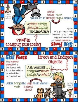 5th Grade Literacy Centers Set 2