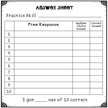 ELA Test Prep - Literacy Skills Assessment Reviews