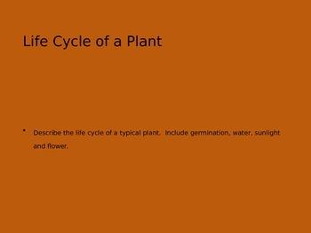 5th Grade-Living Organisms PPT Part 1