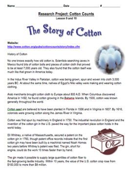 5th Grade Louisiana Guidebooks Cajun Folktales Lesson 9-10 Student Packet