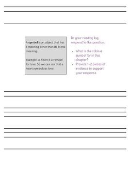 5th Grade Louisiana Guidebooks Narnia Lessons 13-16 Packet