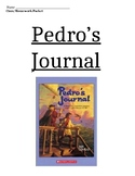 5th Grade Louisiana Guidebooks Pedro's Journal Reading Log