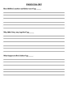 5th Grade Louisiana Guidebooks Wonderstruck Guiding Questions