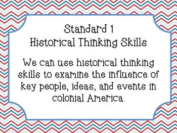 5th Grade Louisiana Social Studies State Standards
