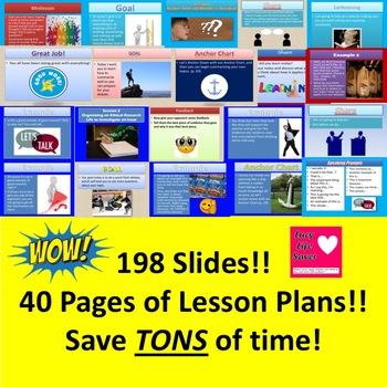 5th Grade Lucy Calkins Unit 3 Reading ALL SESSIONS Slides Lesson Plans