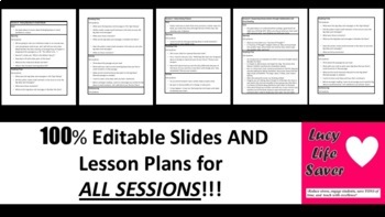 5th Grade Lucy Calkins Unit 4 Reading ALL SESSIONS Slides Lesson Plans