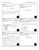 5th Grade MAFS Review Task Cards