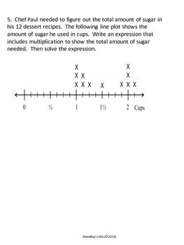 5th Grade MAth Module 4 Mid Module Review Eureka or New York MAth