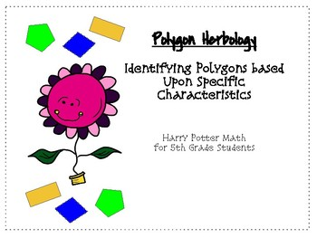 5th Grade Magical Plants Polygon Attributes