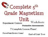 5th Grade Magnetism Unit