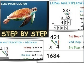 FSA 5th Grade Math Growing Bundle