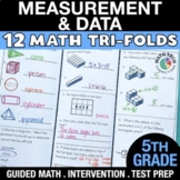 5th Grade Volume, Convert Measurement Units - 5.MD.1-5.MD.5