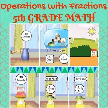Fractions Video Activities