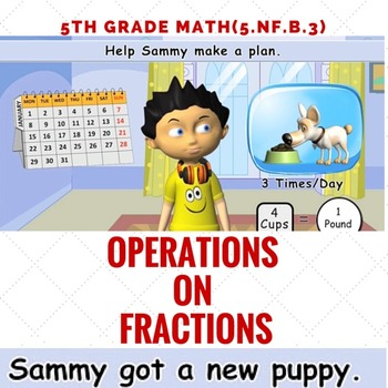 Dividing Fractions Video Activity