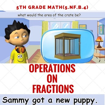 Multiplying Fractions Video Activity