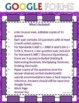 NBT and OA 5th Grade Math Assessments Google Forms