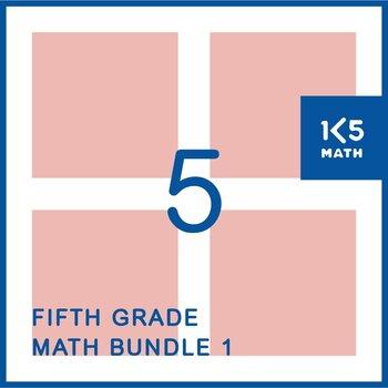 5th Grade Math Bundle