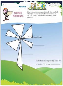 5th Grade Math Bundle - Math Center