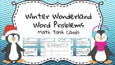5th Grade Math CCSS Aligned Spiral Review - Winter Themed