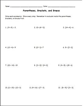 5th Grade Common Core Math - Module 1
