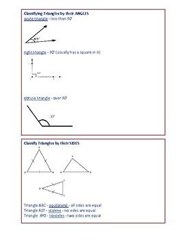 5th Grade Math CRCT Study Guide