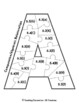 5th Grade Math Classroom Data Tracker - TEKS