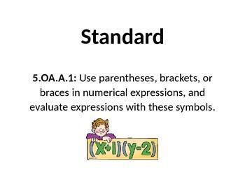 5th Grade Math Common Core Standards (CCSS)