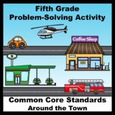 A Fun 5th Grade Math Test Prep Activity - Common Core Math