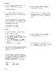 5th Grade Math Daily Review #24