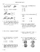 5th Grade Math Daily Review (29 weeks)