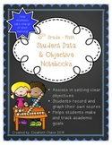 5th Grade Math - Data and Objective Notebook