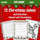 Fun Math Worksheets for Middle School: Division and Divisibility