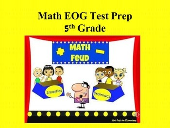 5th Grade Math EOG Test Prep