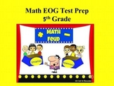 5th Grade Math EOG Test Prep