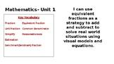 5th Grade Math Expressions Unit 1