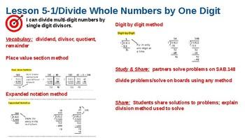 5th Grade Math Expressions Unit 5