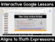 5th Grade Math Expressions Unit 5 Digital Lessons for Google Classroom