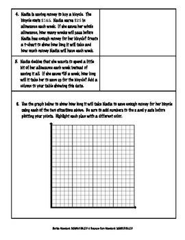 5th Grade FSA Math Assessment - MAFS.5.OA.2.3